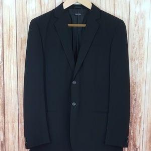 Giorgio Armani Black Suit